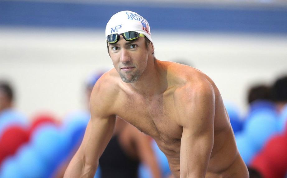 Ο Phelps είναι αδιαμφισβήτητα η πιο μεγάλη προσωπικότητα στον χώρο της κολύμβησης που έχει υπάρξει ποτέ.