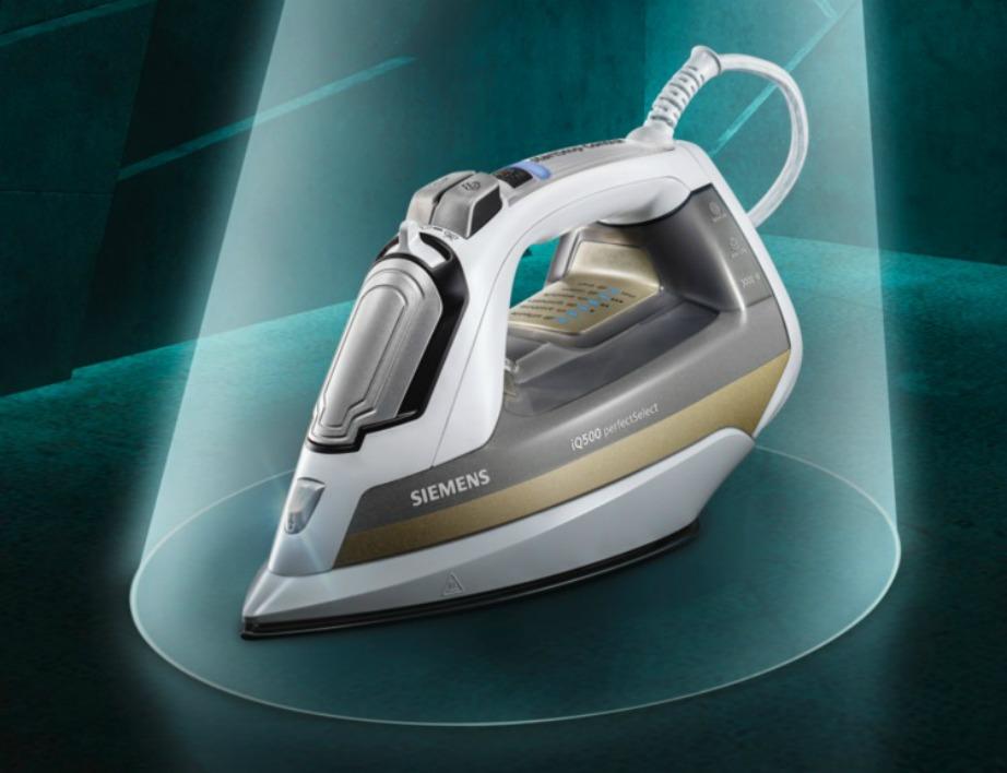 Με τα νέα ατμοσίδερα της Siemens το σιδέρωμα γίνεται παιχνιδάκι.