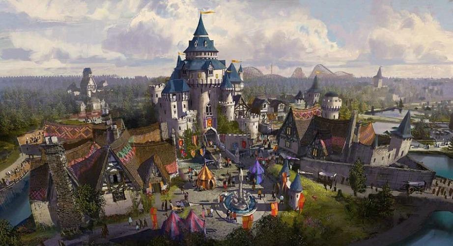 Η σύγκριση αλλά και οι ομοιότητες της γαλλικής Disneyland με την Βρετανική θα είναι αναπόφευκτες.