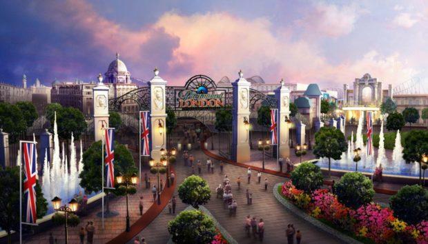 Έρχεται η Βρετανική Disneyland το 2021!