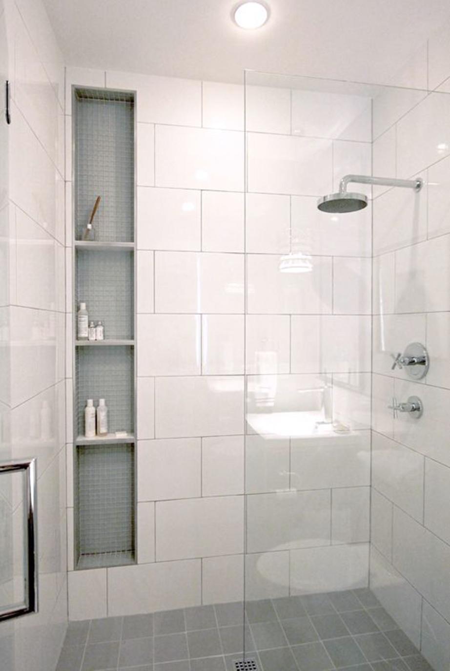 Προτιμήστε το λευκό αν το μπάνιο σας είναι μικρό.