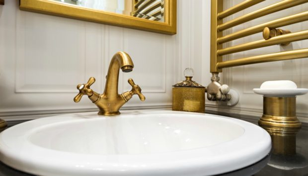 Υπέροχες Ιδέες για να Δώσετε Στιλ και Πολυτέλεια στο Μπάνιο