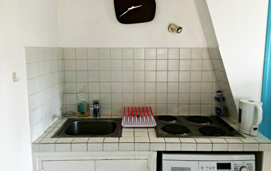 Κάποιοι θα το αποκαλούσαν κουζίνα!