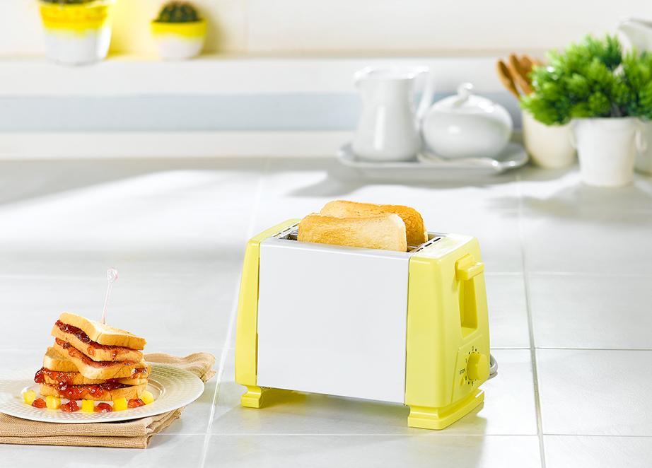 Κρατάτε πάντα καθαρή τη φρυγανιέρα σας για να απολαμβάνετε την πραγματική γεύση των τροφών που ζεσταίνετε εκεί και τίποτε άλλο καμένο.