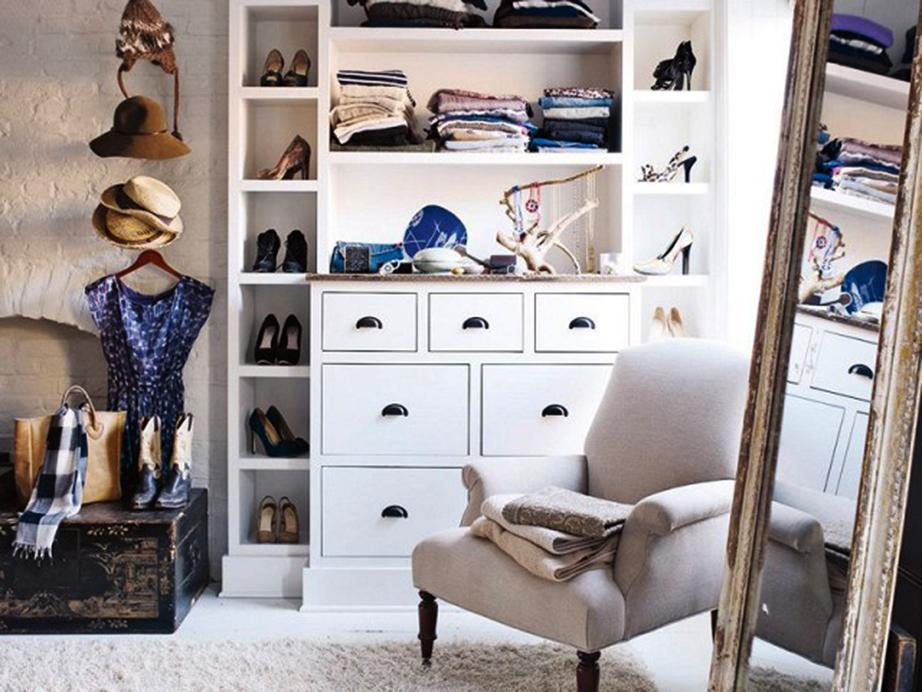 Οργανώστε το χώρο σας και κάντε τον απόλυτα λειτουργικό και φιλόξενο.
