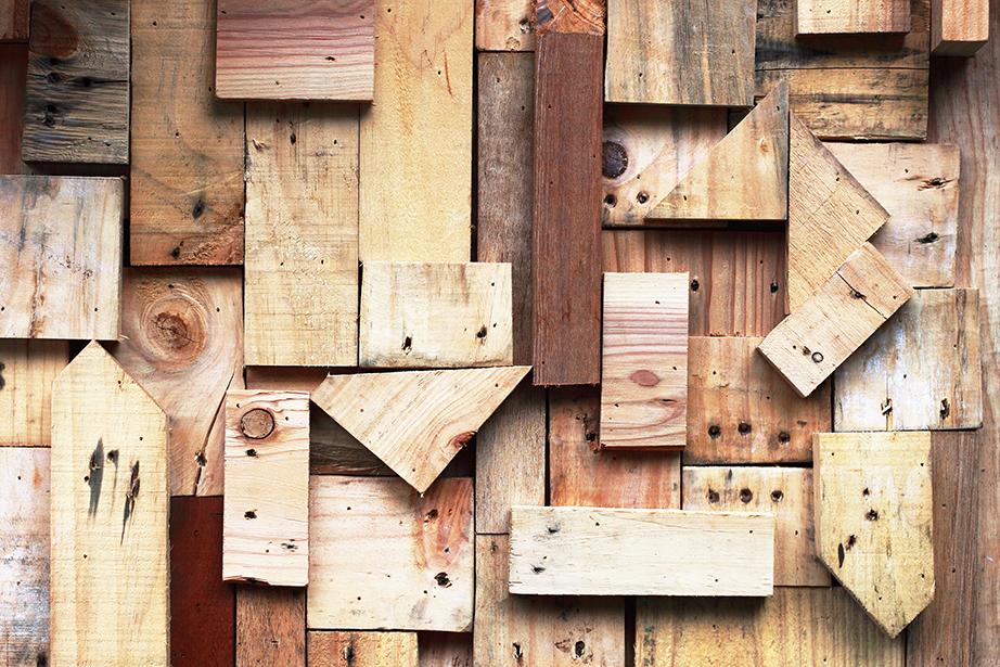 H απόδοση του χρώματος θα είναι διαφορετική ανάλογα και με το είδος του ξύλου.