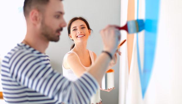 Μην Βάψετε Ποτέ Έτσι τους Τοίχους σας! Τα 5 Μεγαλύτερα Λάθη Είναι Αυτά