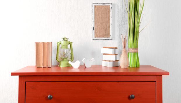 6 Πράγματα που Μπορείτε να Μεταμορφώσετε με λίγο Χρώμα