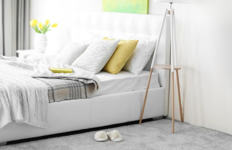 Ένα ζεστό χαλί δίνει cozy πινελιά σε κάθε δωμάτιο.
