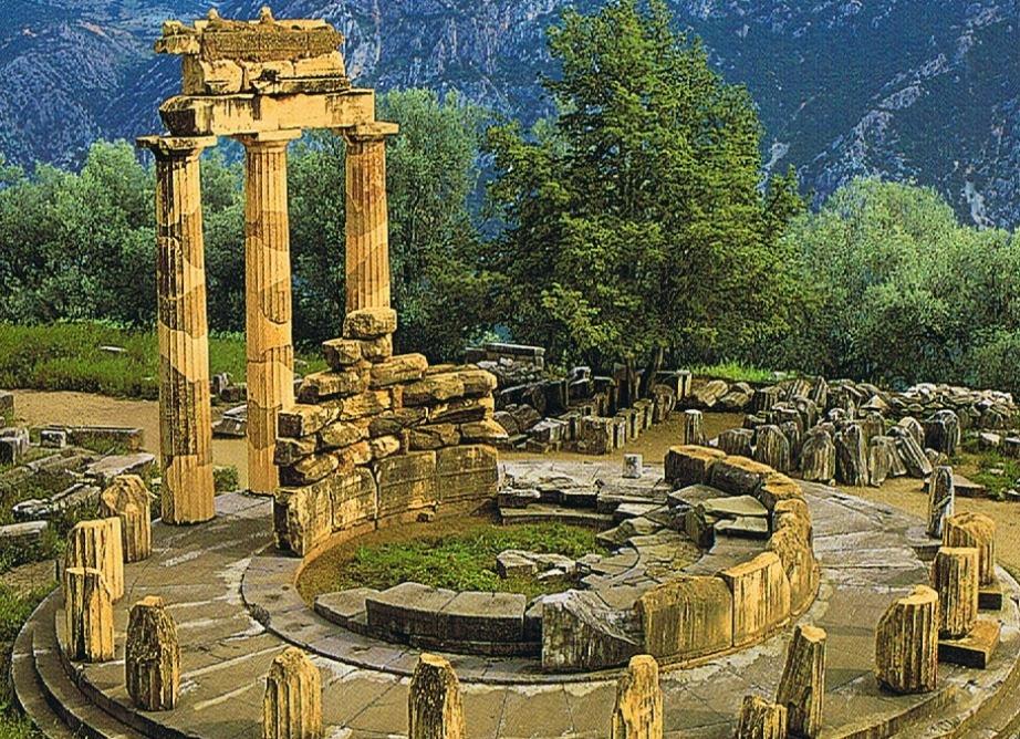 Οι Δελφοί είναι ένας πολύ κοντινός, στην Αθήνα, προορισμός.
