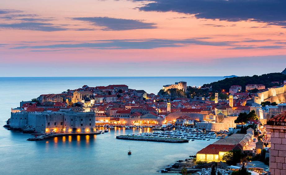 Ντουμπρόβνικ, Κροατία.