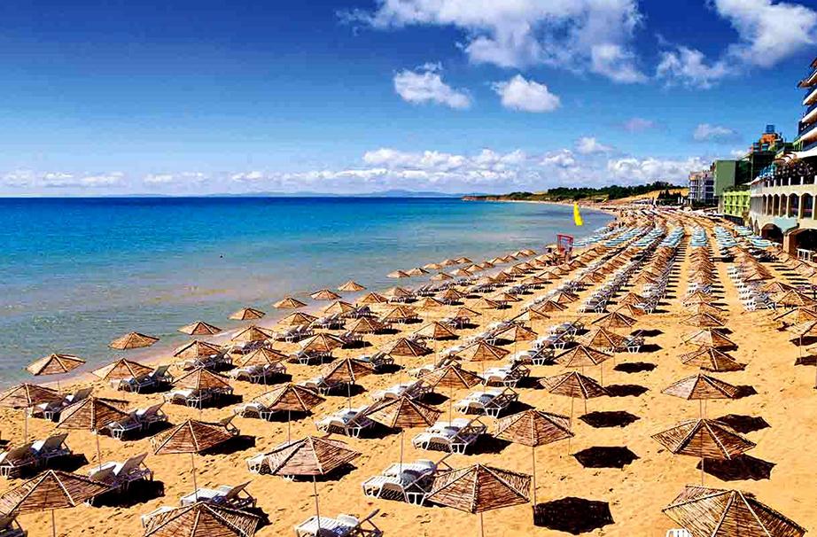 Sunny Beach, Βουλγαρία.