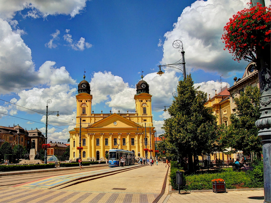 Ντέμπρετσεν, Ουγγαρία.