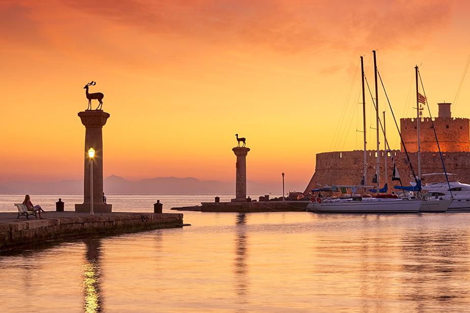 Ρόδος, Ελλάδα.
