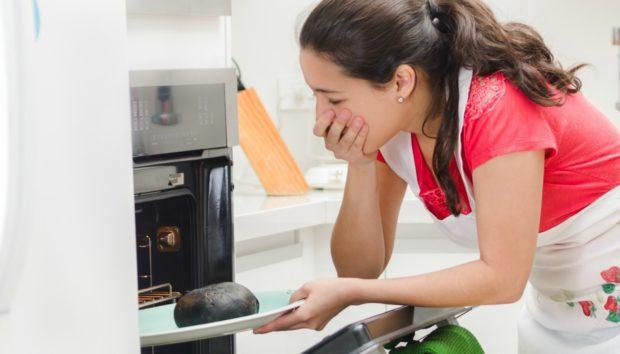 Κάηκε το Φαγητό; Δείτε πώς θα το Σώσετε (Χωρίς να Παραγγείλετε Απ' έξω)