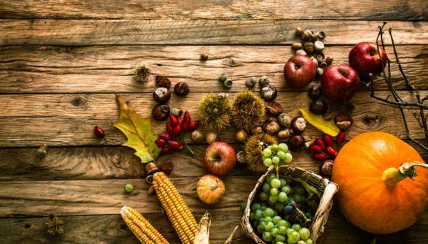Αυτά Είναι τα Φρούτα και τα Λαχανικά του Φθινοπώρου!