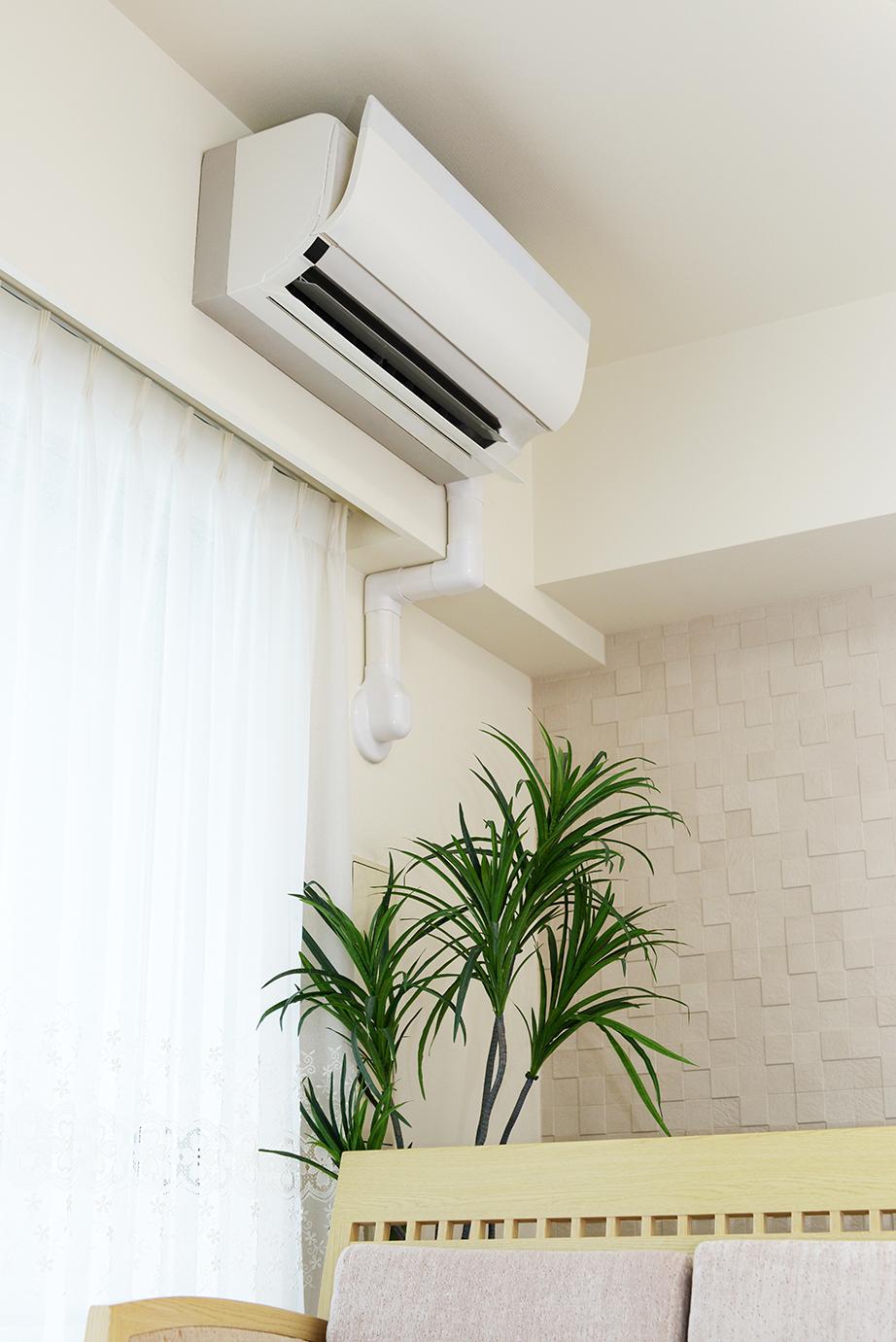 Φροντίστε για τη σωστή κατεύθυνση των πτερυγίων αέρος του κλιματιστικού.