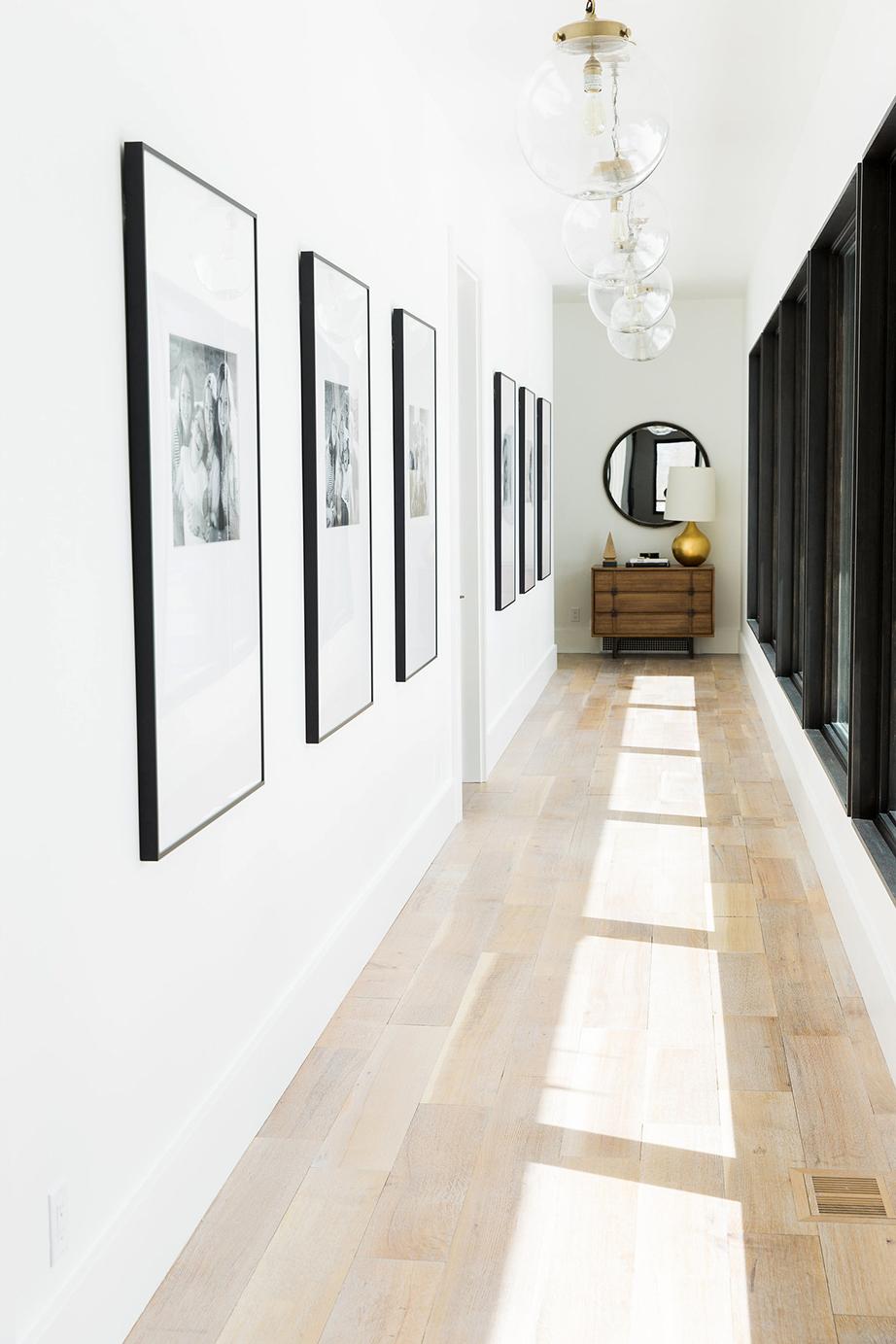 Αποφεύγετε τους «ατελείωτους» διαδρόμους ανάμεσα στα δωμάτια του σπιτιού.