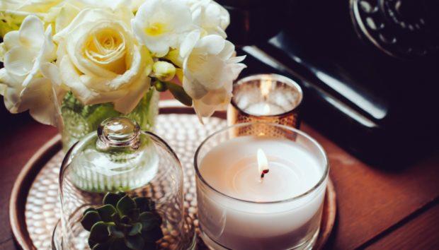 «Πώς μπορώ να διακοσμήσω το σπίτι μου με κεριά;»