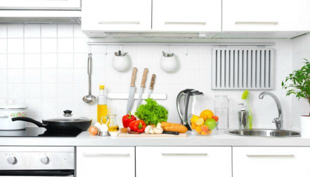 Κουζίνα: 6 Σημεία της που Είναι Γεμάτα Μικρόβια