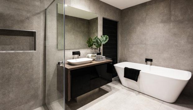 Μπάνιο: Ο πιο Chic Χρωματικός Συνδυασμός που δεν θα σας Απογοητεύσει Ποτέ