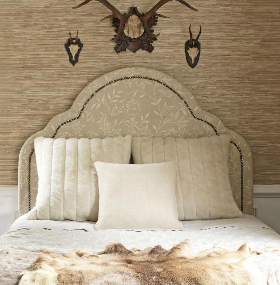 Μπορεί να είναι υπερβολική αυτή η διακόσμηση για το υπνοδωμάτιό σας αλλά το νόημα το πιάσατε.