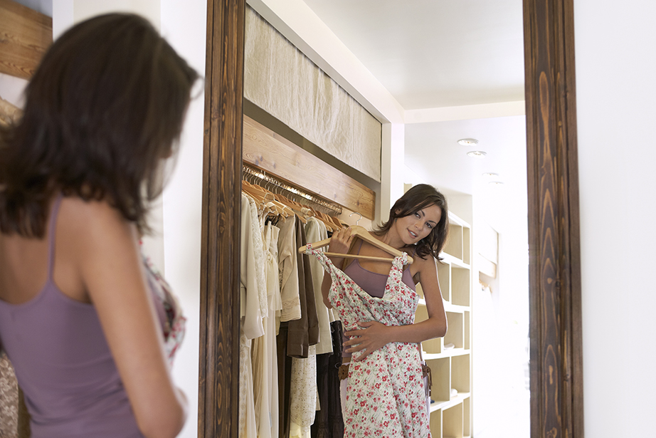 Σταθείτε μπροστά από τον καθρέφτη και αντιμετωπίστε την αλήθεια κατάματα.