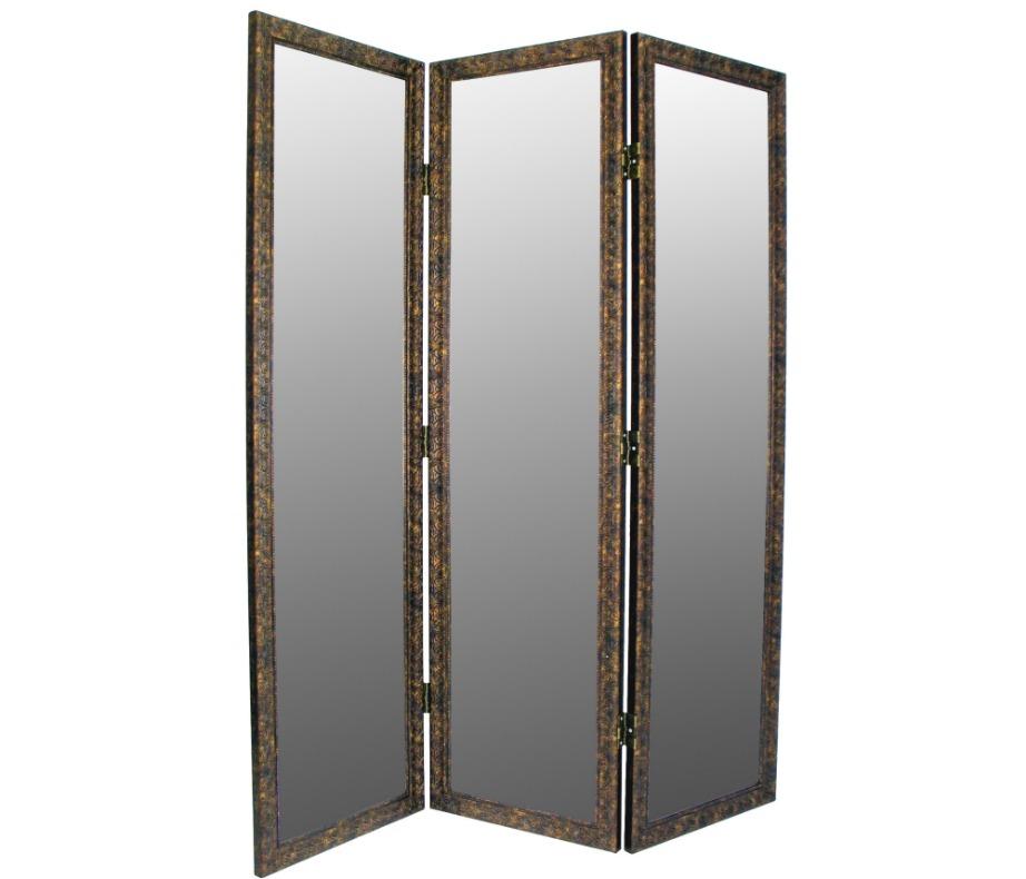 Αν δεν θέλετε να βάλετε τζαμαρία ή κουρτίνα τοποθετήστε ένα γυάλινο ή ξύλινο παραβάν.