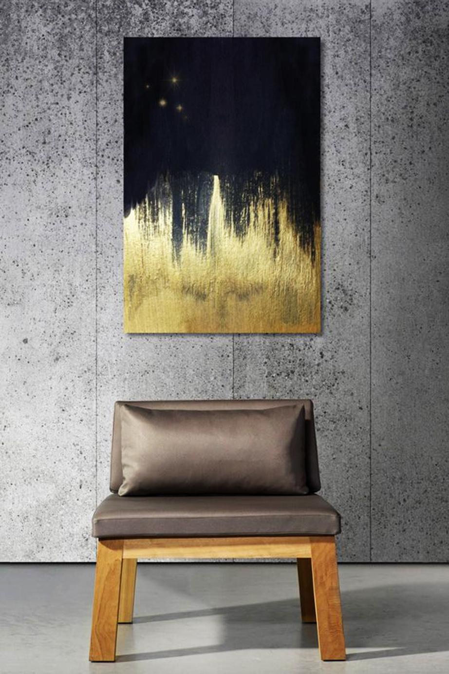 Μετατρέψτε ένα απλό τελάρο από καμβά σε ένα έργο τέχνης στον τοίχο σας.