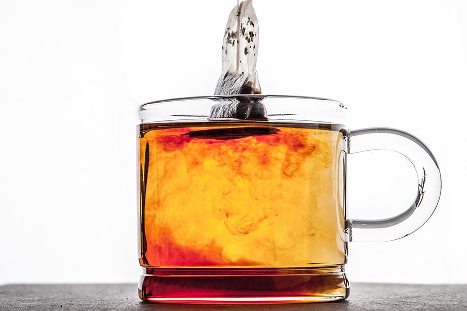 Τα χρώματα που μπορείτε να πάρετε από ένα τσάι είναι συνήθως θερμά καφέ, πορτοκαλί και κόκκινα αλλά και πράσινο.