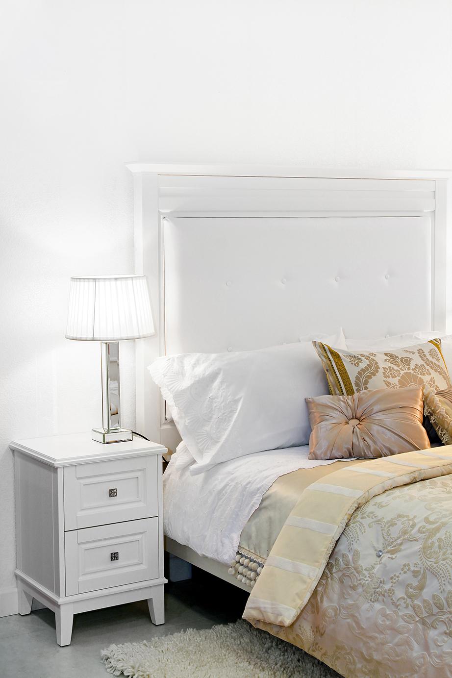 Στρώνετε επιμελώς και καθημερινά το κρεβάτι σας μόλις σηκώνεστε.