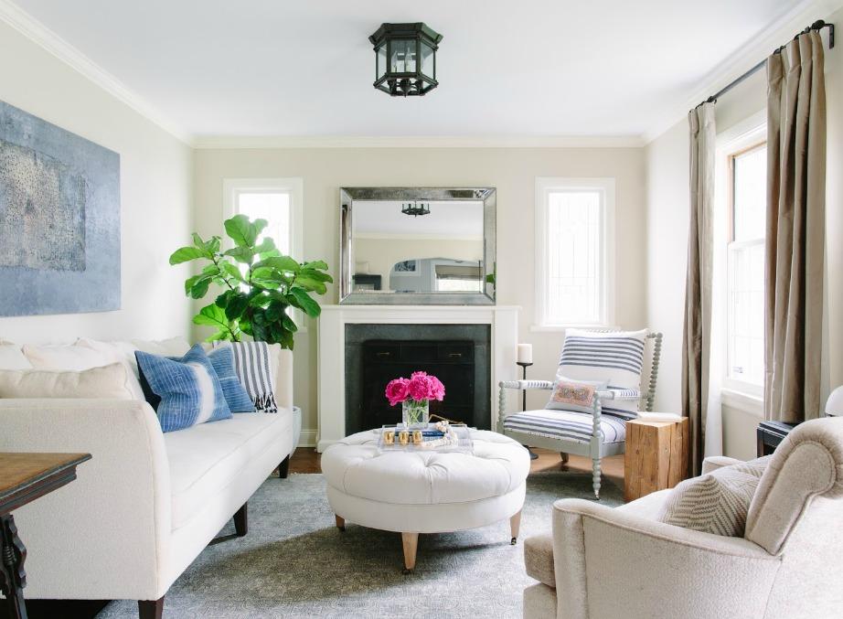 Ο καθρέφτης δίνει στιλ και λάμψη σε κάθε χώρο του σπιτιού.