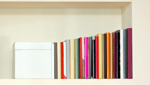 Μια Φρέσκια Ιδέα για να Ανανεώσετε τη Βιβλιοθήκη