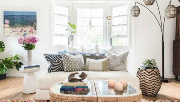 Δείτε το πιο Ωραίο Boho Σπίτι στην Καλιφόρνια