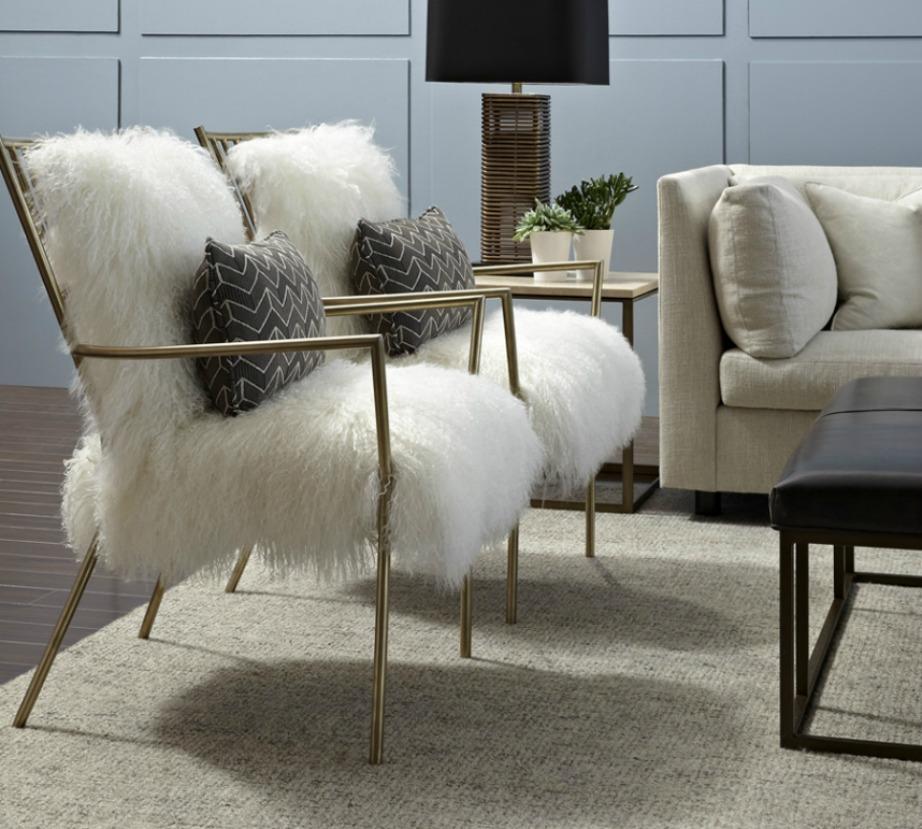 Η μογκολιανή γούν και κάθε γούνα είναι πολύ της μόδας φέτος.