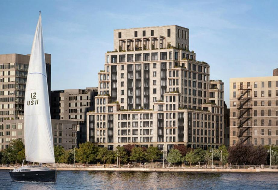 Το νέο σπίτι του ζευγαριού έχει θέα τον ποταμό Hudson.
