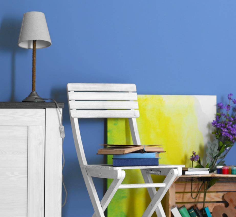Βάψτε με οικολογικά χρώματα.