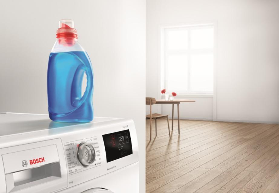 Με το συγκεκριμένο πλυντήριο της Bocsh θα εξοικονομήσετε μεγάλη ποσότητα απορρυπαντικού.