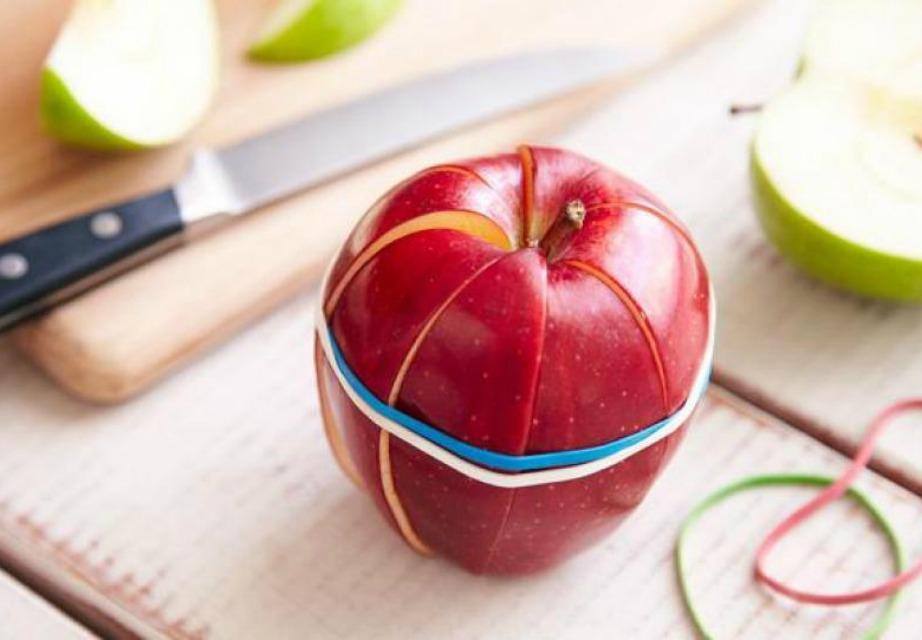 Διατηρήστε το μήλο σας φρέσκο για περισσότερη ώρα.