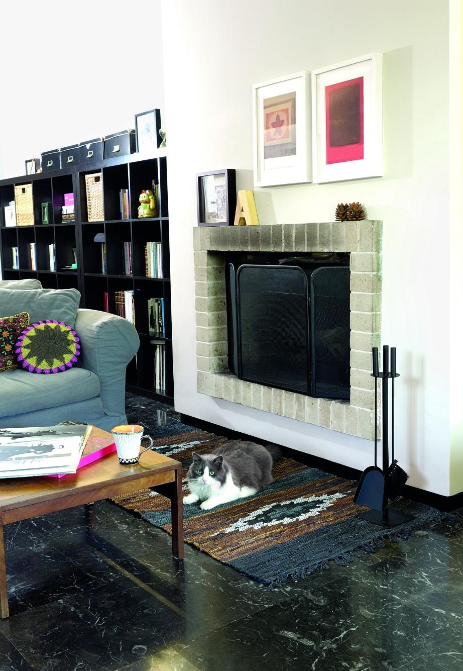 Τα τζάκια αποτελούν μια ωραία ιδέα για να ζεστάνετε το σπίτι σας, δίνοντάς του ταυτόχρονα και στιλ.