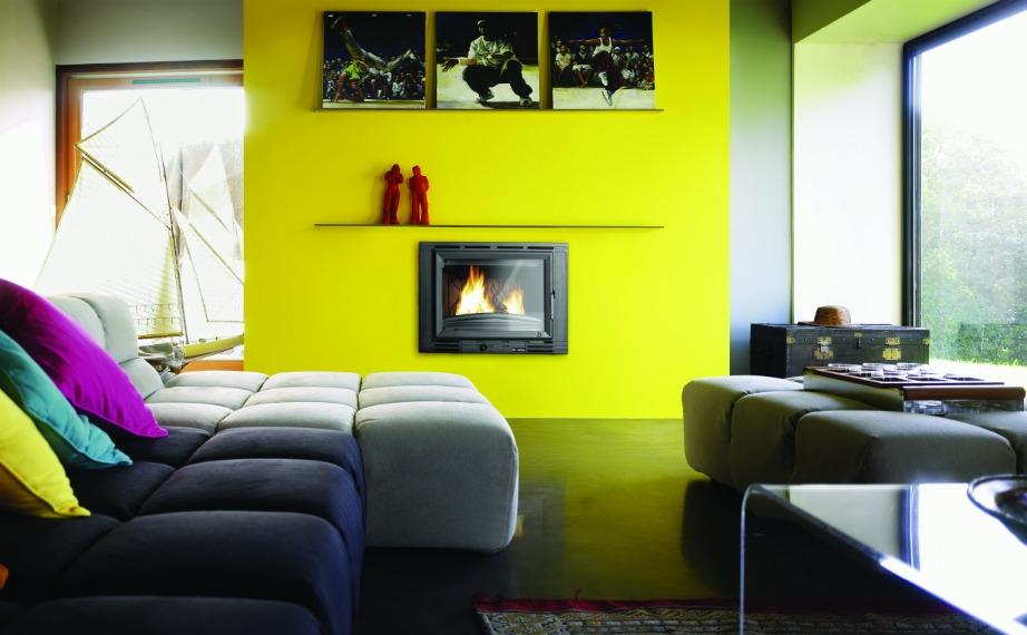 Τα ενεργειακά τζάκια αποτελούν μια καλή λύση για να ζεσταθεί όλο το σπίτι οικονομικά και γρήγορα.