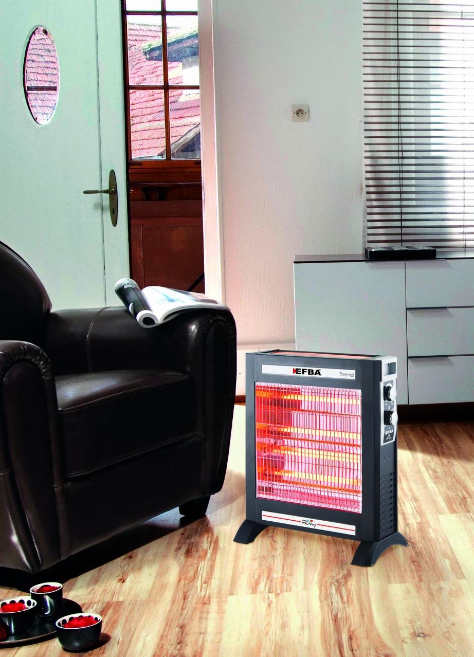 Βρείτε τι τύπος θέρμανσης σας εξυπηρετεί σε άθε δωμάτιο του σπιτιού ανάλογα με το πόσο χρησιμοποιείτε το κάθε δωμάτιο στο σπίτι σας.