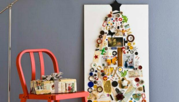 Φέτος Ήρθε η Ώρα να Ξεχάσετε το Κλασικό Χριστουγεννιάτικο Δέντρο!