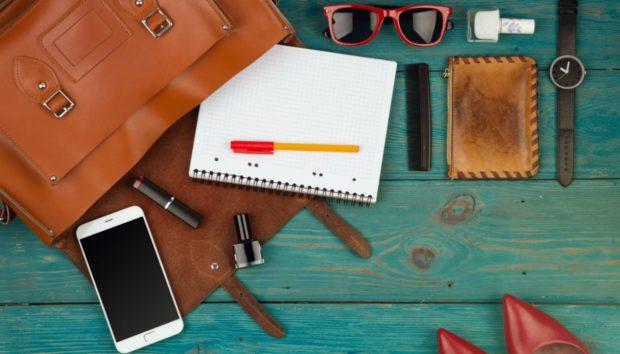 5 Πράγματα που δεν Πρέπει να Κουβαλάτε στην Τσάντα σας!