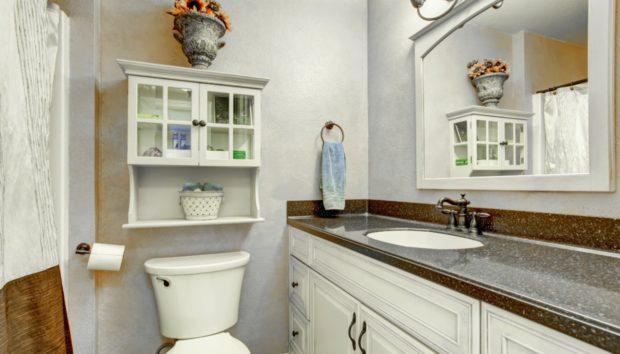 Υπέροχα Μικρά Μπάνια: Tips για να Κάνετε το Μπάνιο σας Διαφορετικό!