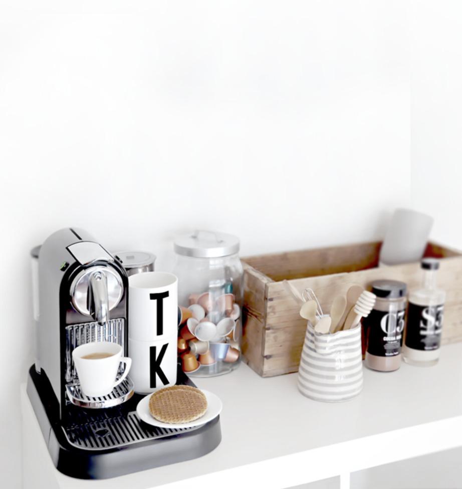 Φτιάξτε μίνι cafe!