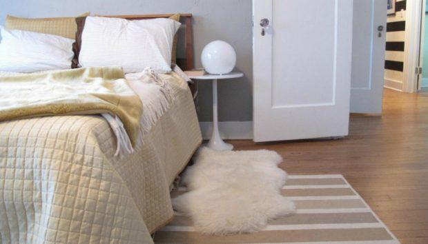 4 Tips για να Επιλέξετε το Σωστό Χαλί για το Υπνοδωμάτιο