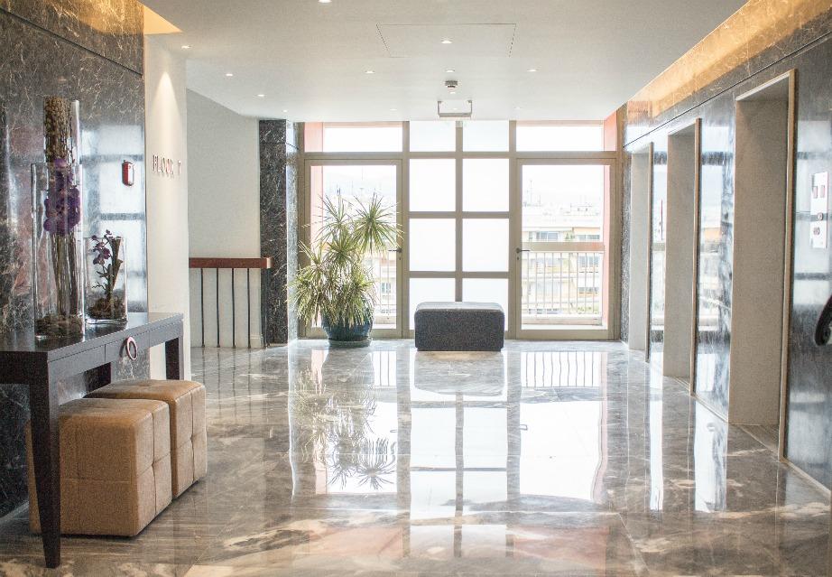 Η reception και το lobby αναβαθμίζονται!