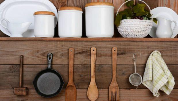 Οργανώστε Αποτελεσματικά την Κουζίνα σας με Αυτές τις Έξυπνες Ιδέες