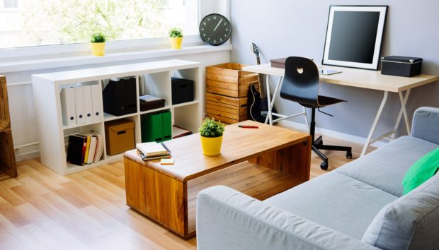 Μικρό Διαμέρισμα; Δείτε Ποια Χρώματα να Επιλέξετε για να Φαίνεται Μεγαλύτερο